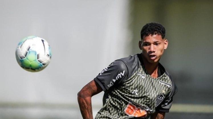 Marrony - 3 gols - Atlético-MG - Campeonato Mineiro