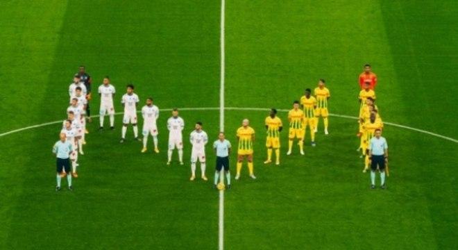 Marseille x Nantes