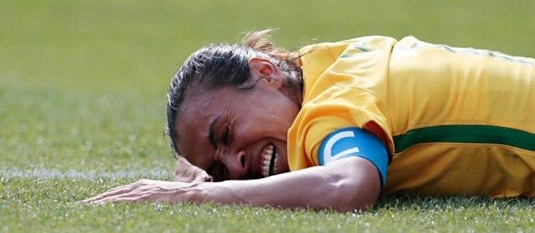 10 pontos. O replay da Seleção Brasileira Feminina foi um fracasso na Globo