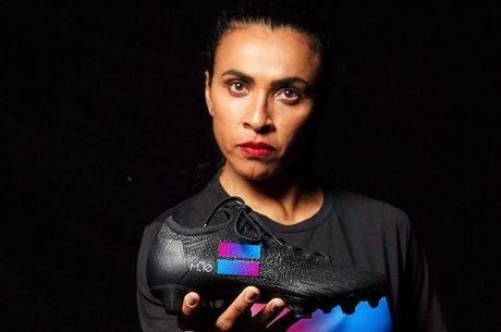 Marta é a atleta mais pesquisada