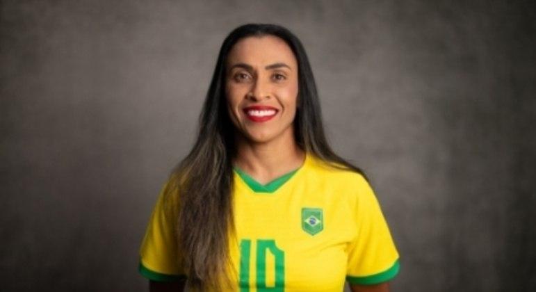 Marta - Jogos Olímpicos 2020