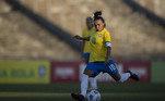 Marta brilha e seleção feminina goleia Argentina em amistosoVEJA MAIS