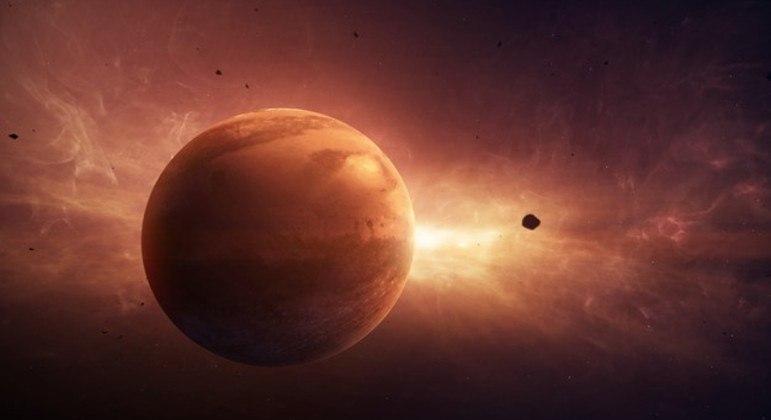 Equipamento de exploração espacial permanecerá em órbita por dois meses