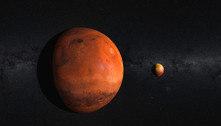 Sonda chinesa chega com sucesso à órbita de Marte