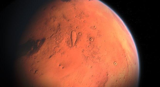 Nasa irá enviar nomes de pessoas de diversos países para Marte