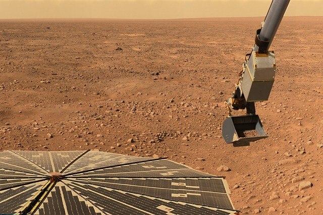 China quer conquistar Marte