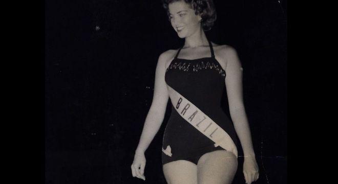 Martha Rocha foi a primeira Miss Brasil em 1954