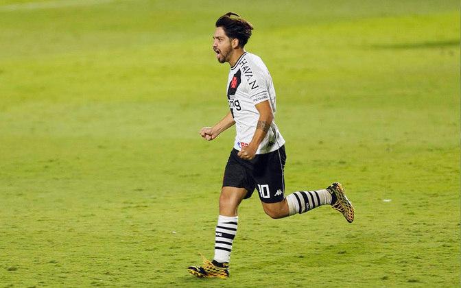 Martin Benítez (Argentina) - Vasco - 4,5 milhões de euros (cerca de R$28,3 milhões)