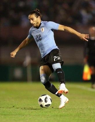 Martín Cáceres: zagueiro - 34 anos - uruguaio - Fim de contrato com a Fiorentina - Valor de mercado: 1 milhão de euros