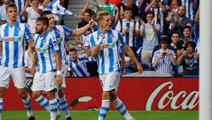 Martin Odegaard - meia-atacante- 21 anos (emprestado à Real Sociedad): Volta para ficar.