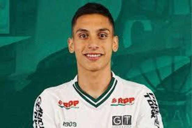Martín Sarrafiore – O jovem argentino de 23 anos chegou ao Internacional como uma promessa do futebol latino, mas não rendeu o esperado e foi emprestado ao Coritiba em setembro de 2020. Ele tem contrato com o Colorado até o final de 2022
