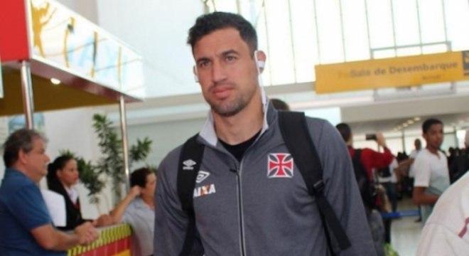 Martin Silva - goleiro do Vasco