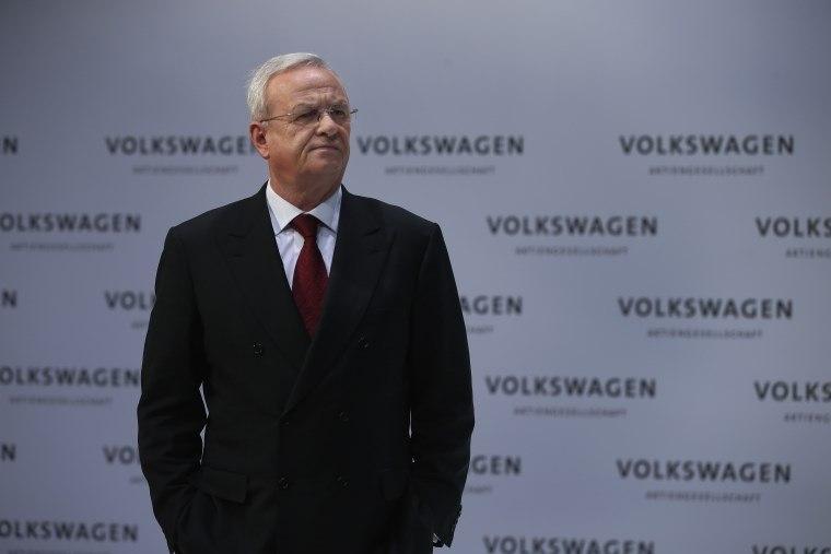 Ex-CEO da Volkswagen é acusado de fraude por manipulação de emissões