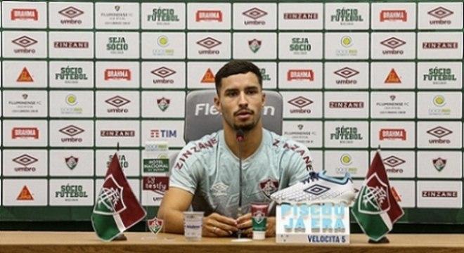 Martinelli - Fluminense