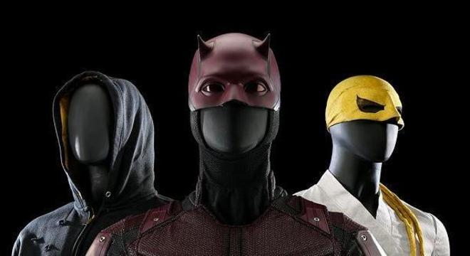 Os fãs poderão comprar os itens utilizados nas séries da Marvel