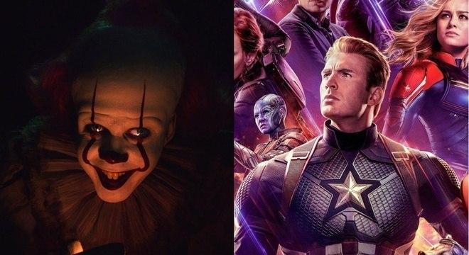 Marvel ou Stephen King: quem teve mais adaptações em 2019?