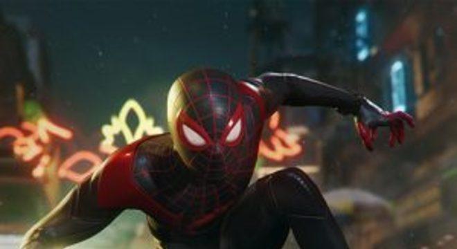 Marvel's Spider-Man Miles Morales aparece em nova imagem