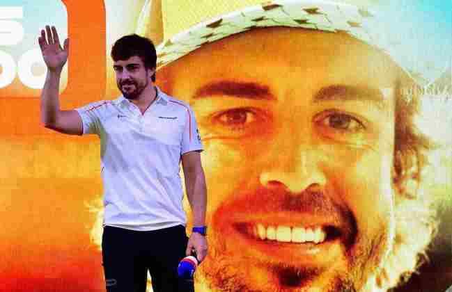 Mas não foi apenas de Fórmula 1 que a carreira de Alonso foi composta