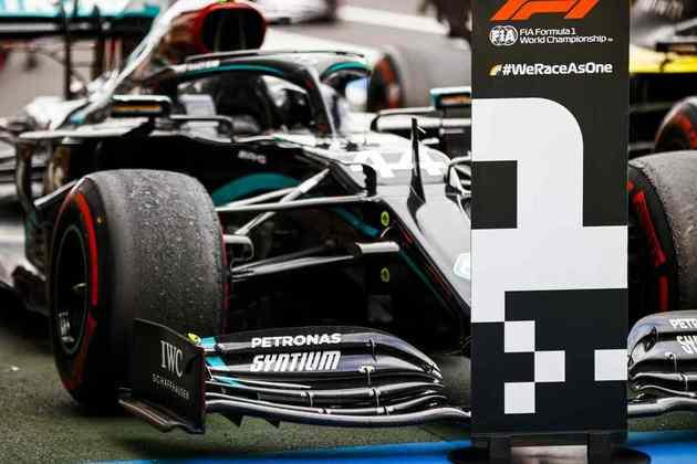 Mas quantas outras vitórias podemos esperar de Hamilton? Isso só o tempo vai dizer, mas é provável que o britânico seja o recordista por muitos anos