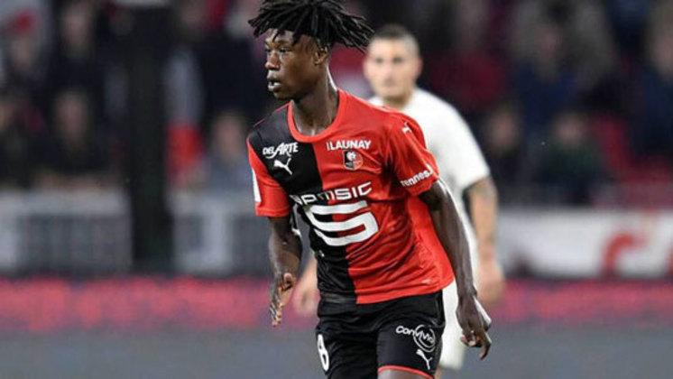 Mas quem quiser tirá-lo do Rennes terá que desembolsar 50 milhões de euros (cerca de R$ 322 milhões).