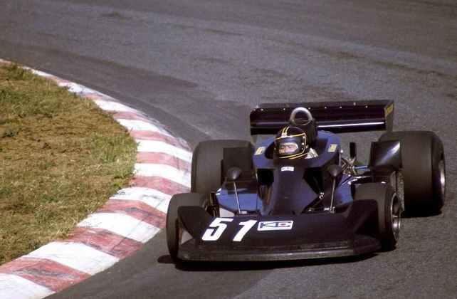 Masahiro Hasemi também participou do GP do Japão de 1976. Ele representou a Kojima e terminou em 11º