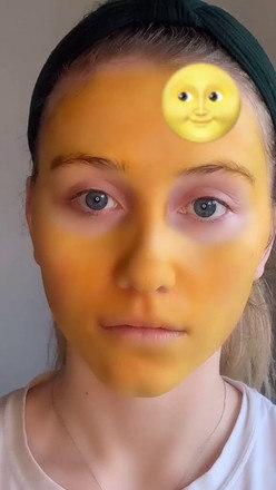 Em seu perfil nas redes sociais, a moça conta que a aparência de pele estava ruim, por isso queria testar diferentes opções de tratamentosVeja mais:Exagerou no sol? Veja como recuperar a pele depois do descuido