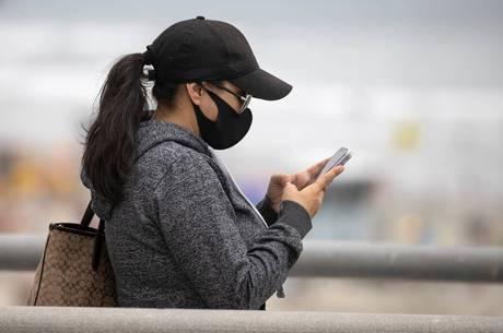 Máscaras passam a ser obrigatórias em Nova Lima (MG)