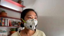 Pesquisadores criam máscara capaz de detectar covid em 90 minutos
