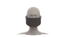 Pesquisadores criam máscara térmica que inativa o coronavírus