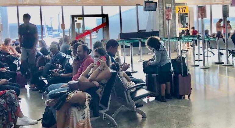 Aeroporto internacional de Guarulhos adotou novas medidas de proteção contra o coronavírus