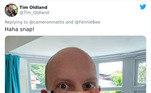 Dezenas de pessoas responderam ao tuíte dele e contaram estar passando pelo mesmo problema