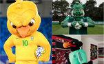 A revolta dos mascotes! Após sucesso do 'Canarinho Pistola', vários clubes brasileiros têm adaptado os bonecos para versões mais 'bravas'. O mais recente a entrar na lista foi o urubu do Flamengo, que não foi muito aprovado pela torcida mas foi adorado pela web, que aproveitou e fez alguns memes com o mascote. Confira na galeria a seguir: