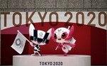 mascotes Tóquio 2020, Miraitowa, Someity,
