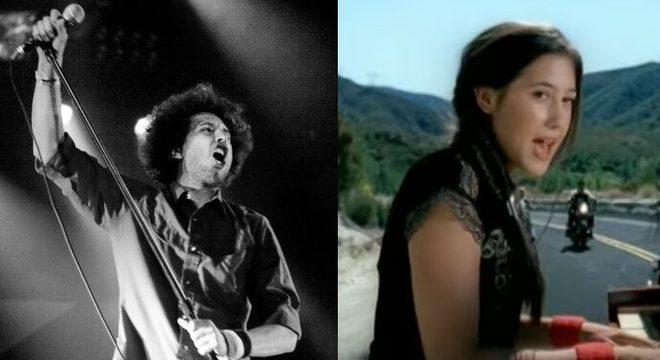 Rage Against The Machine e Vanessa Carlton se encontram em mashup sensacional