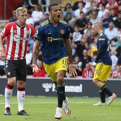Mason Greenwood: Manchester United - 20 anos - atacante