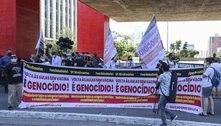 SP: professores protestam contra retorno das aulas presenciais