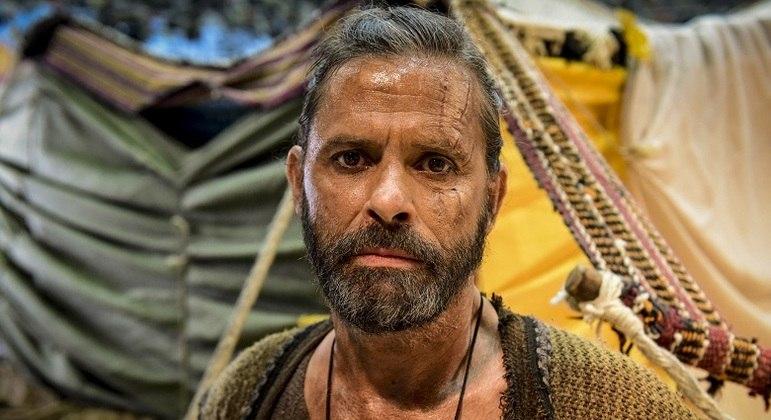 Marcos Winter volta À Record TV como Massá na novela Gênesis