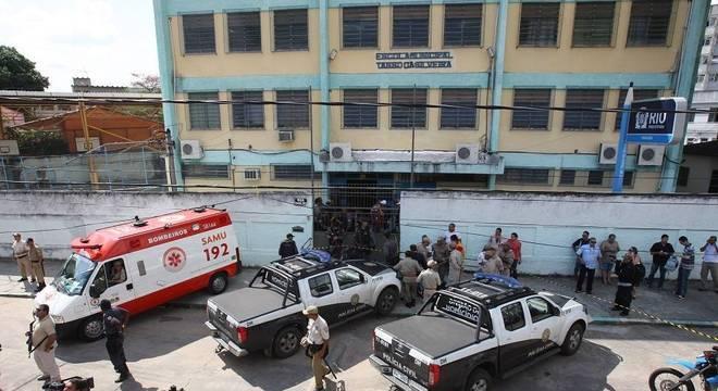 Massacre de Realengo foi o maior dentro de uma escola no Brasil