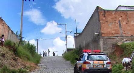 Crime foi cometido em Santa Luzia, na Grande BH