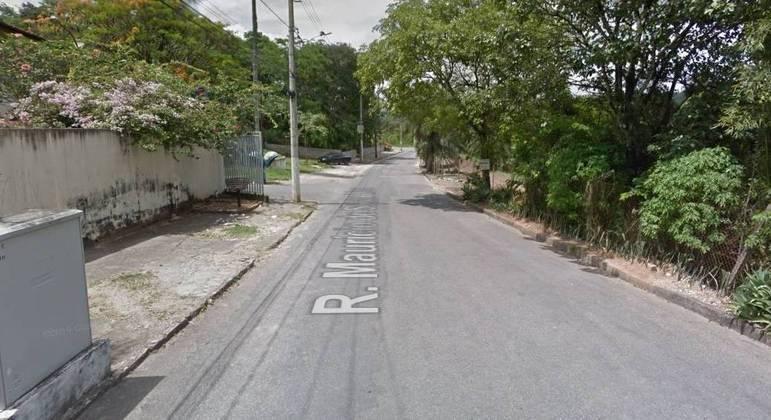 Corpo de taxista foi encontrado graças ao localizador do veículo