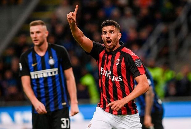 Mateo Musacchio (30 anos) - Zagueiro argentino do Milan