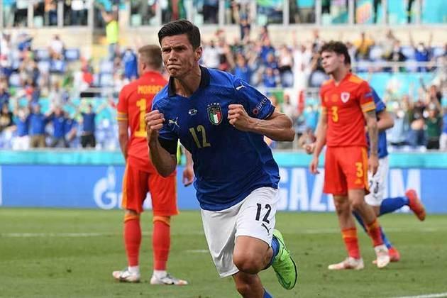 Mateo Pessina - Atalanta - Meio-campista - 24 anos - 20 milhões de euros (R$ 119 mi) - Contrato até 30/06/2022