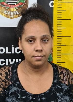Danielle foi presa no interior de SP após mais de 2 anos foragida