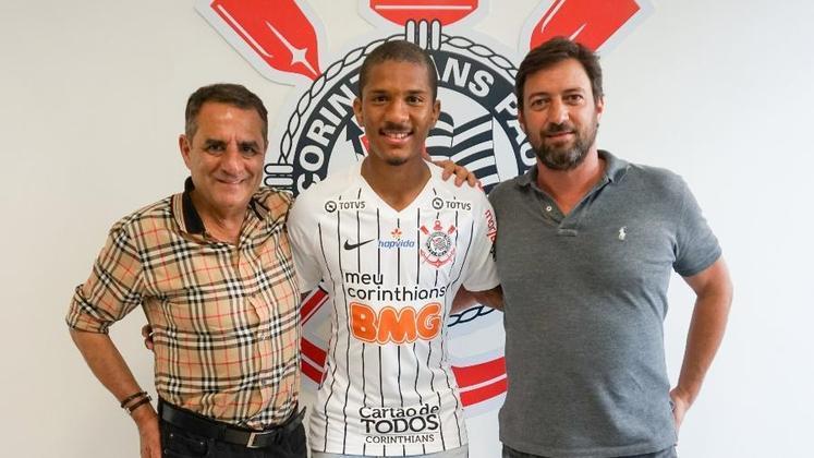 Matheus Davó - contrato até 31/12/2023 - clube tem 80% dos direitos econômicos