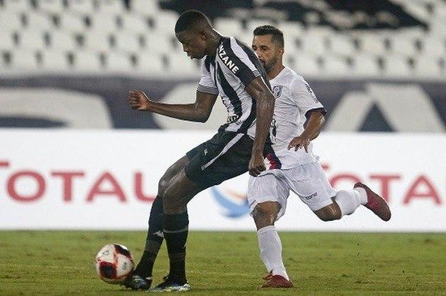 Matheus Babi foi o responsável por abrir a contagem de gols do Botafogo na temporada 2021. O atacante marcou o primeiro gol do Alvinegro na goleada por 3 a 0 sobre o Resende. O LANCE! relembra quais foram os atletas que fizeram os primeiros gols do Glorioso em jogos oficiais nas últimas temporadas. Confira: