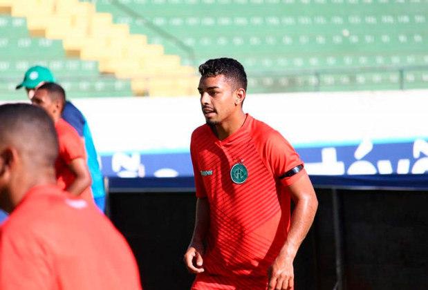 Matheus Bidu (Guarani): Lateral-esquerdo do Bugre foi titular em 27 dos 29 jogos que disputou. Apesar de jogar numa posição defensiva, contribuiu com três gols, uma assistência e seis grandes chances criadas. Ademais, tem uma média de 1,5 chutes por jogo, segundo o SofaScore.