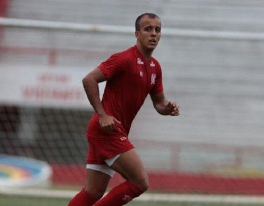 Matheus Carvalho (Náutico - Atacante) - 29 anos - contrato até dezembro de 2021