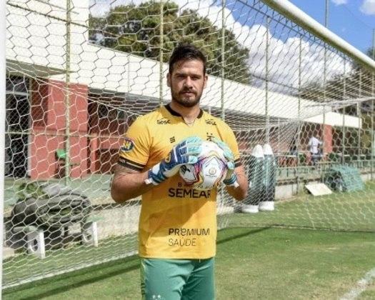MATHEUS CAVICHIOLLI (América-MG) - O goleiro, com vivência por clubes como Guarani e Figueirense, tem se destacado com a camisa do Coelho