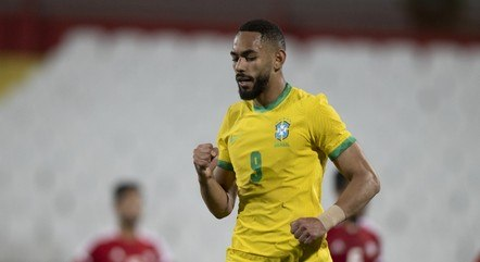 Matheus Cunha é o artilheiro da equipe