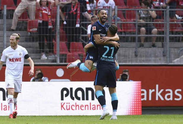 Matheus Cunha - Campeão olímpico com a Seleção Brasileira, jogador do Hertha Berlin está em negociações com o Atlético de Madrid